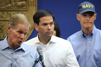Rick Scott Says Bill Nelson is 'Making Things Up' About Russian Inference