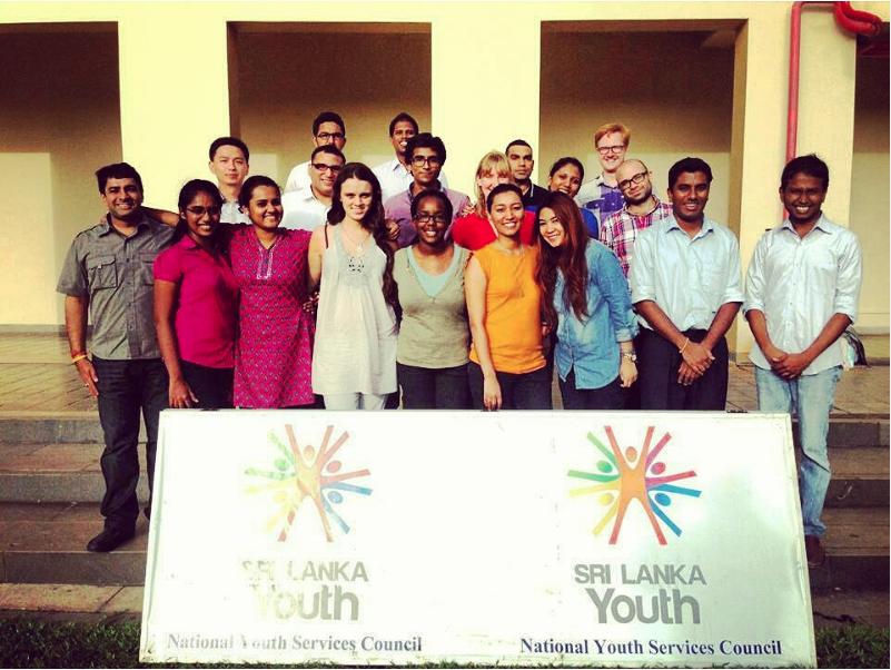 World Conference on Youth_Sri-lanka_RaviKarkara_RussellMoyle