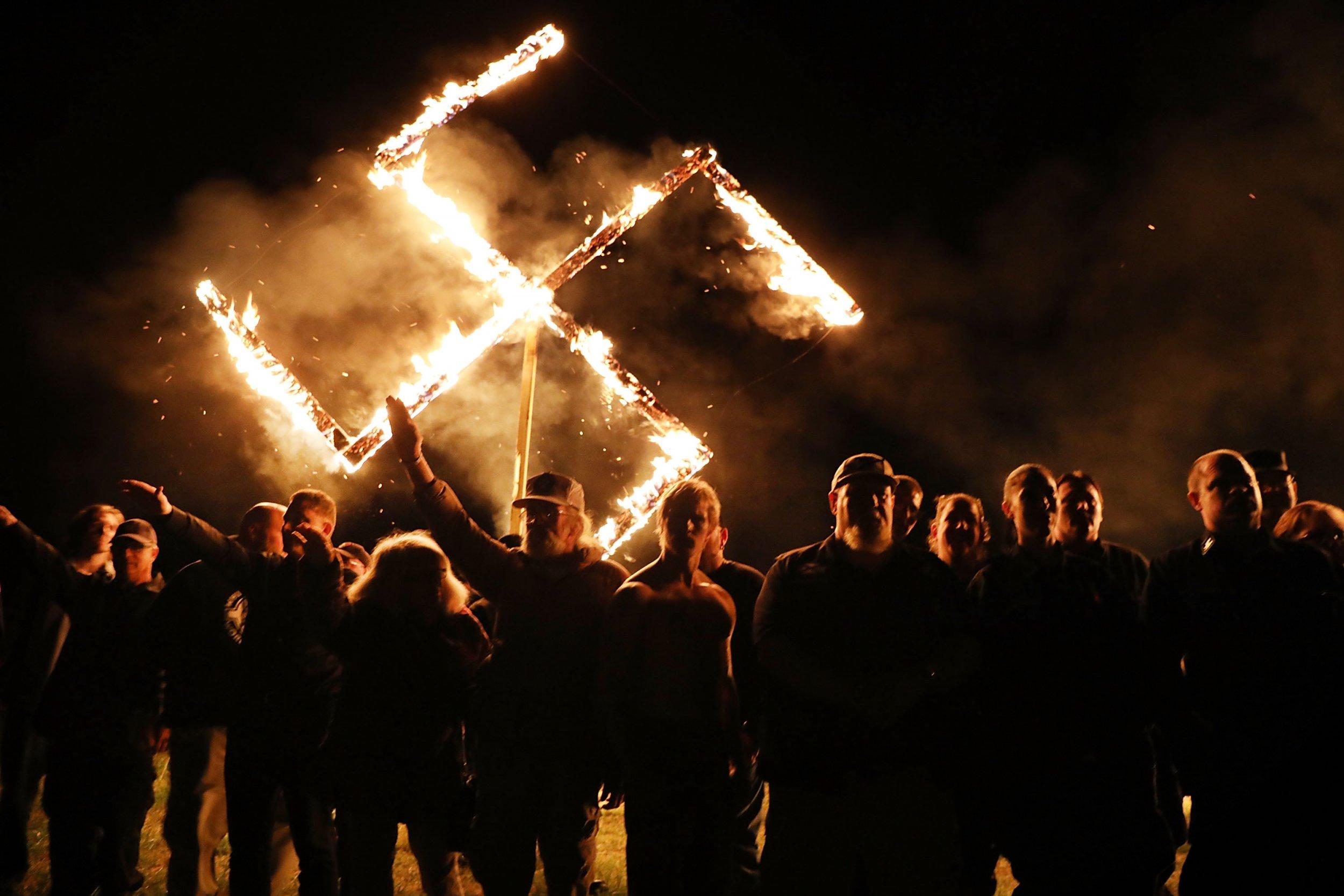 Former KKK Member Now Denounces Hate Groups