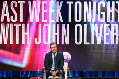 John Oliver Blasts Laura Ingram for Racists Anti-Immigration Rant
