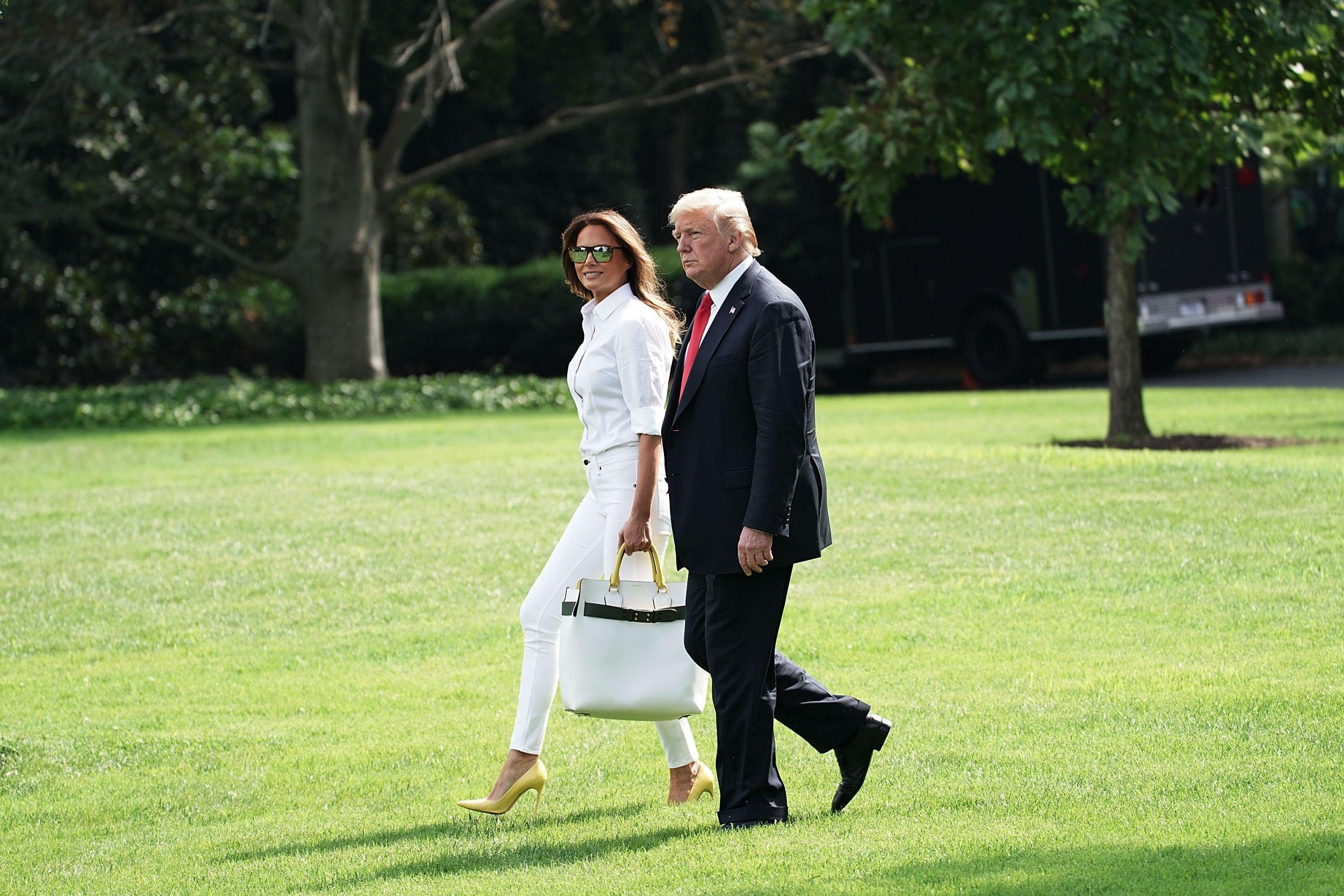 Melania Trump, president, Omarosa