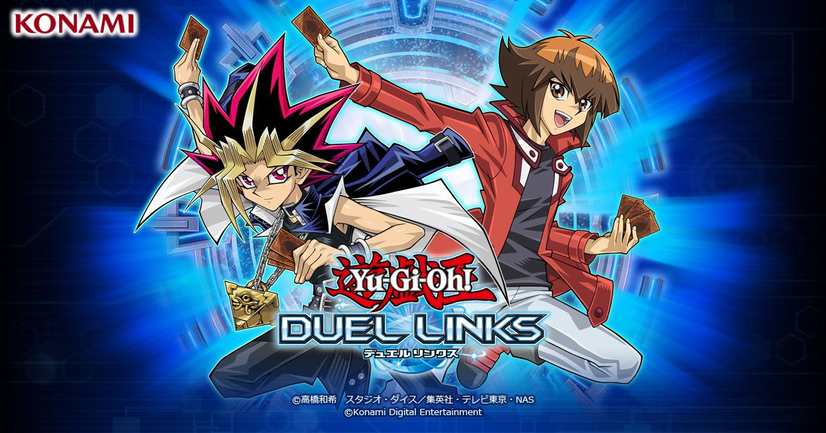 yugioh duel_links