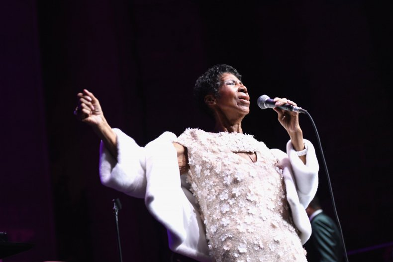 Aretha Franklin Health Problems