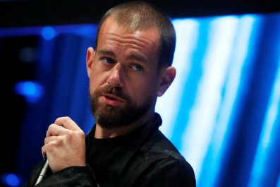 Jack Dorsey, CEO and co-founder of Twitter