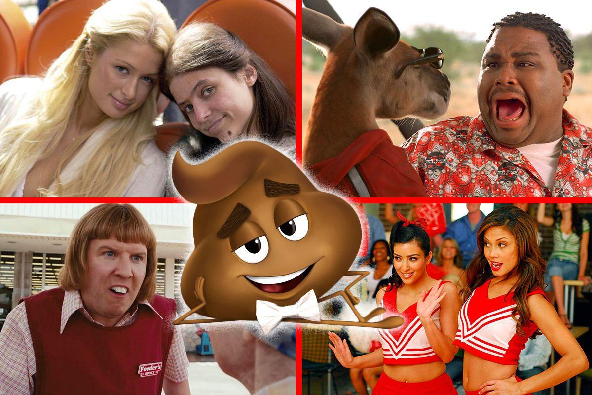 comedy movies worst ranked newsweek