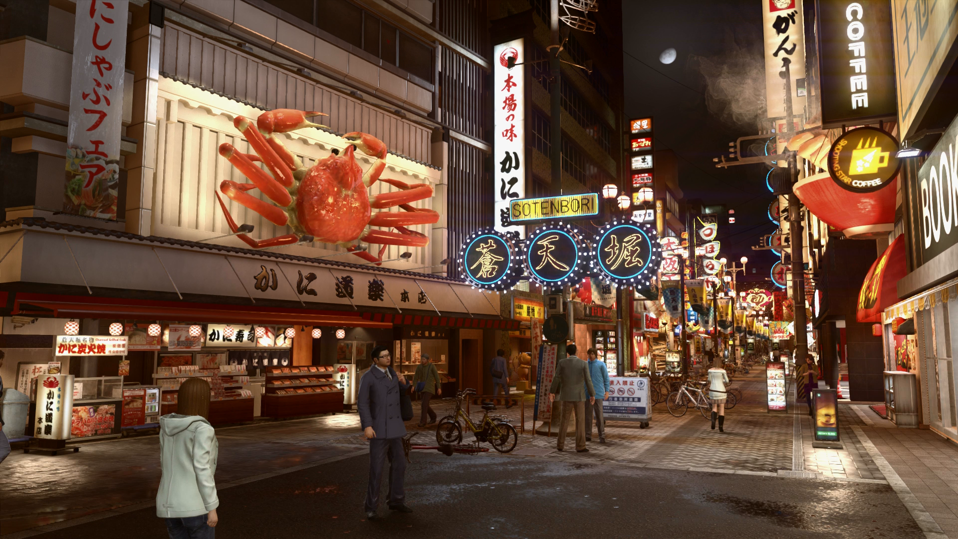 Yakuza Kiwami 2 demo impressions preview Sotenbori