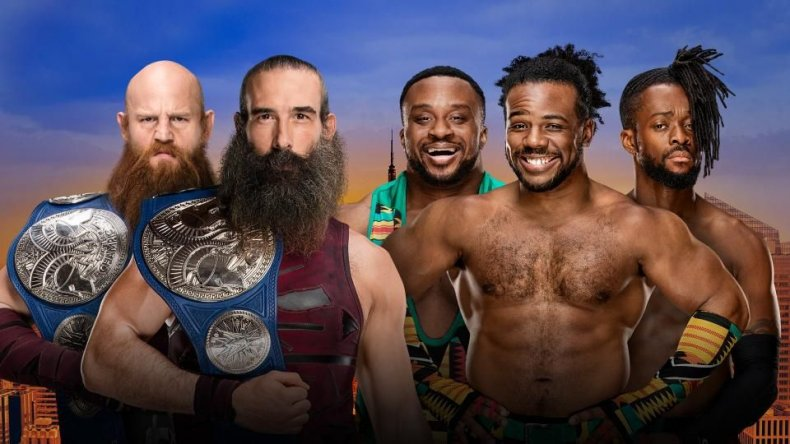 bludgeon brothers vs new day summerslam