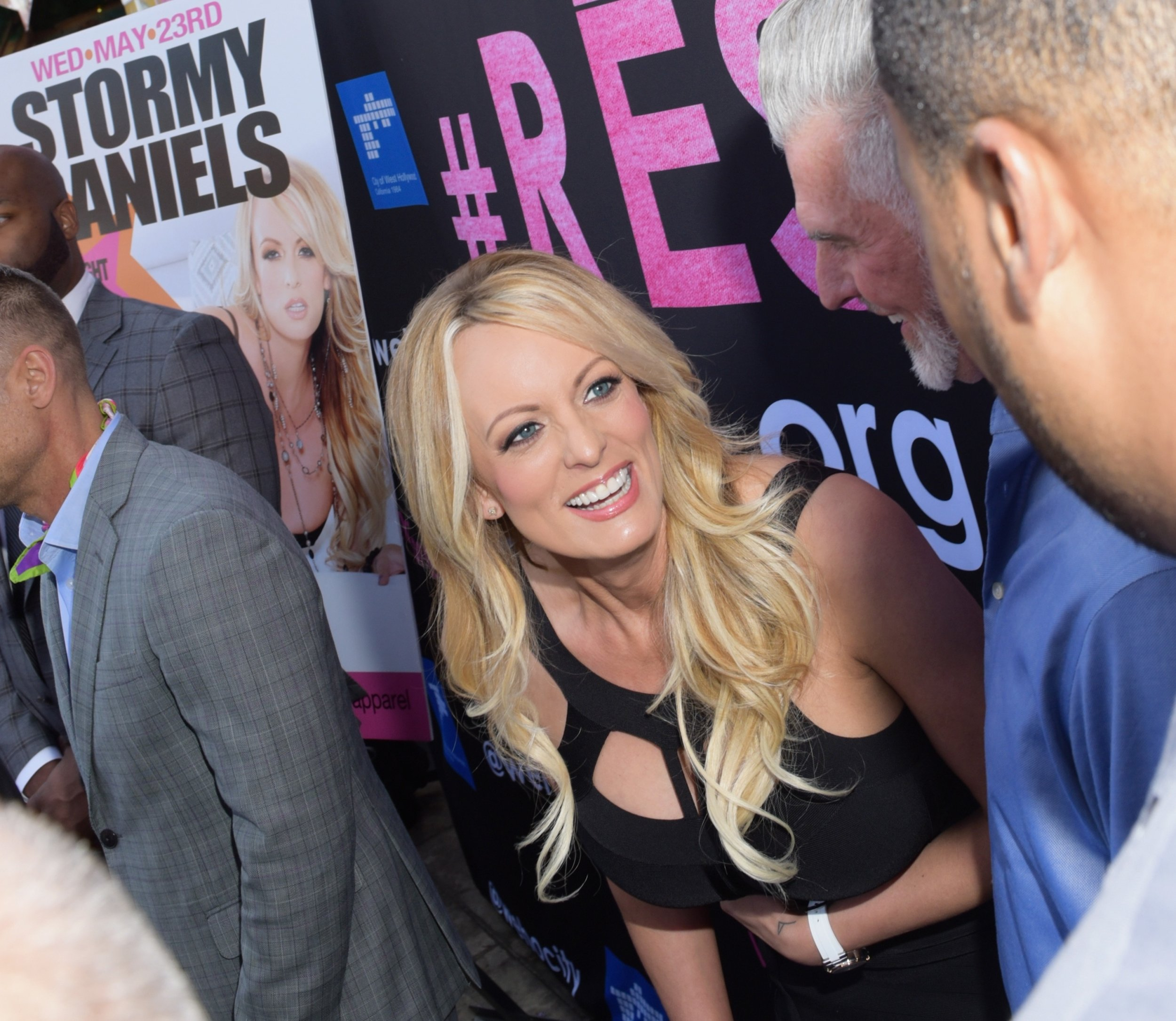 Stormy Daniels Celebrity Big Brother