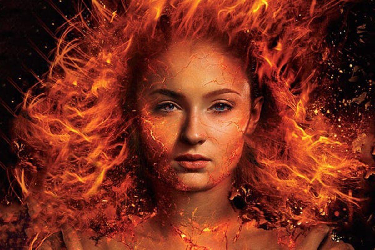 7 X-Men-Dark-Phoenix-Sophie-Turner-Jean-Grey
