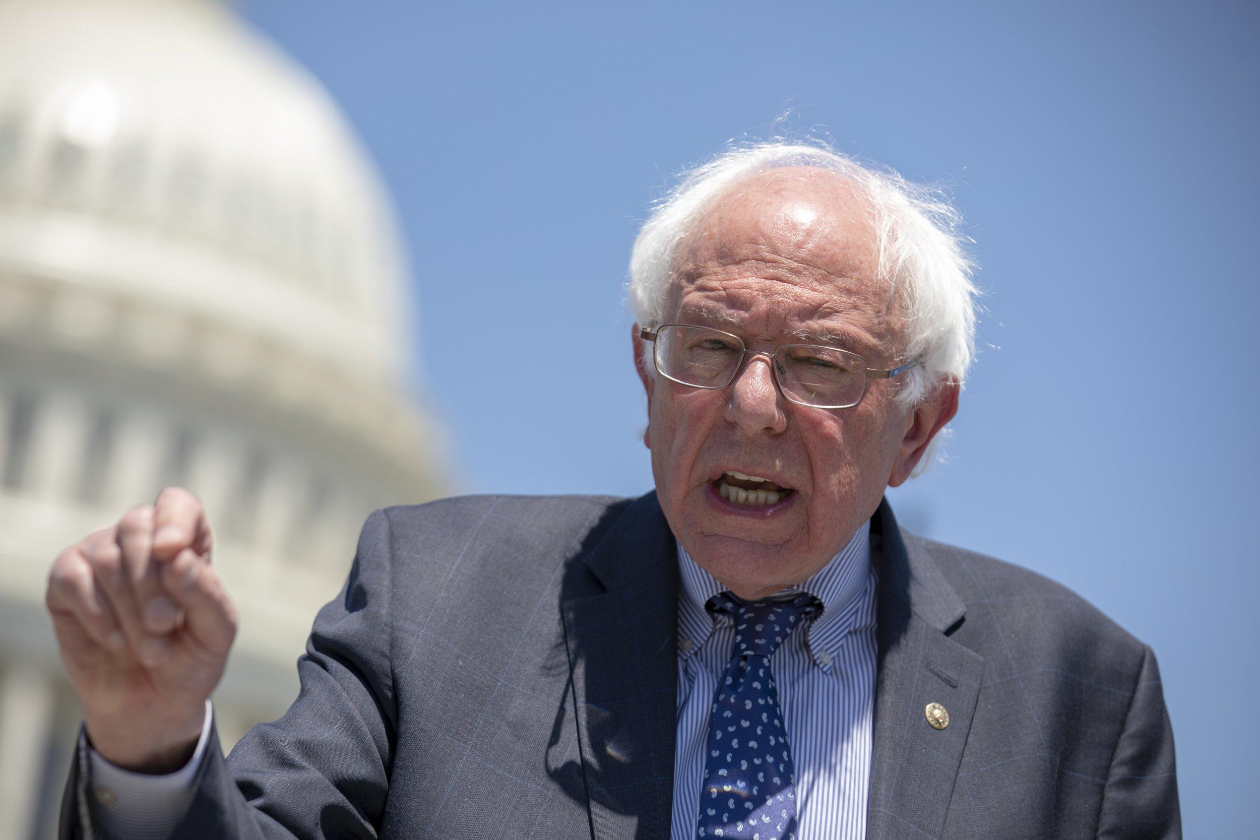 Bernie Sanders Vermont Primary Republicans