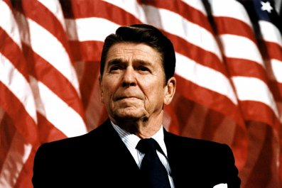 Ex-GOP Chairman Says Republican Party Traded Ronald Reagan for Donald Trump
