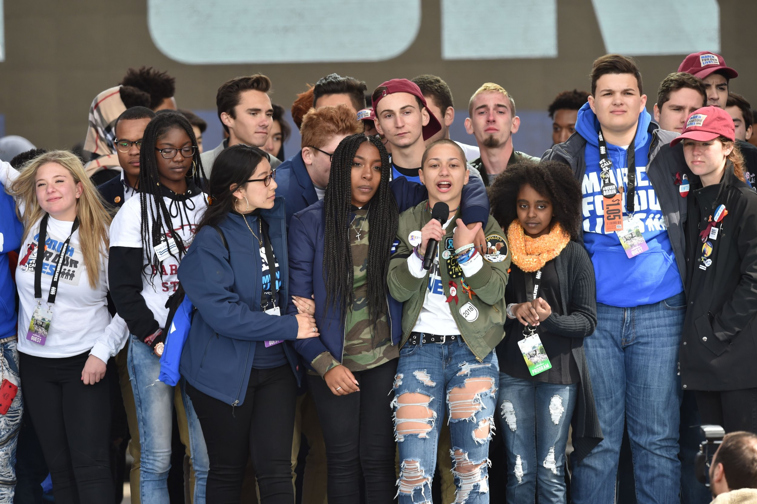 march for our lives parkland students