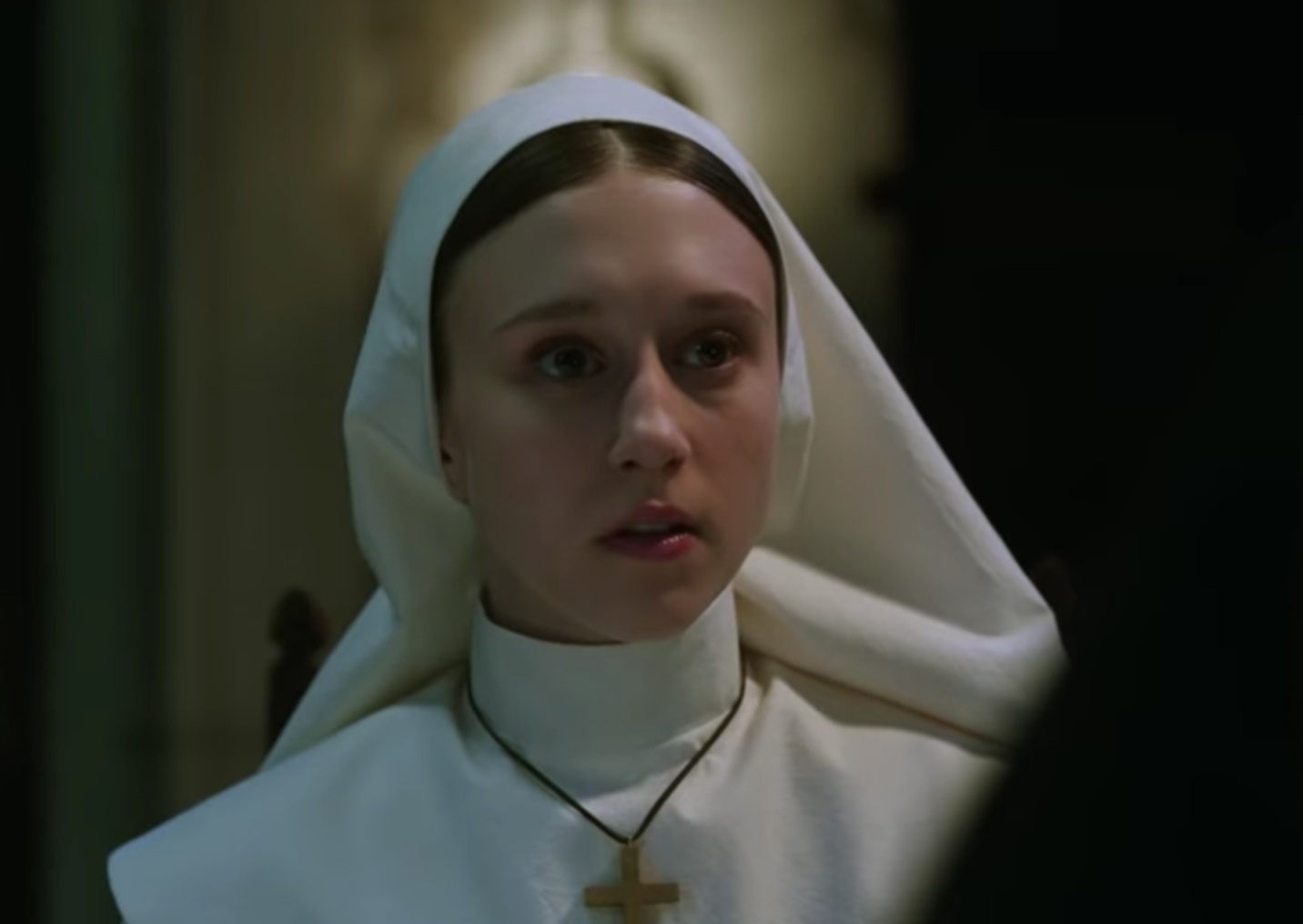 'The Nun' Ad Pulled From YouTube Amid Complaints