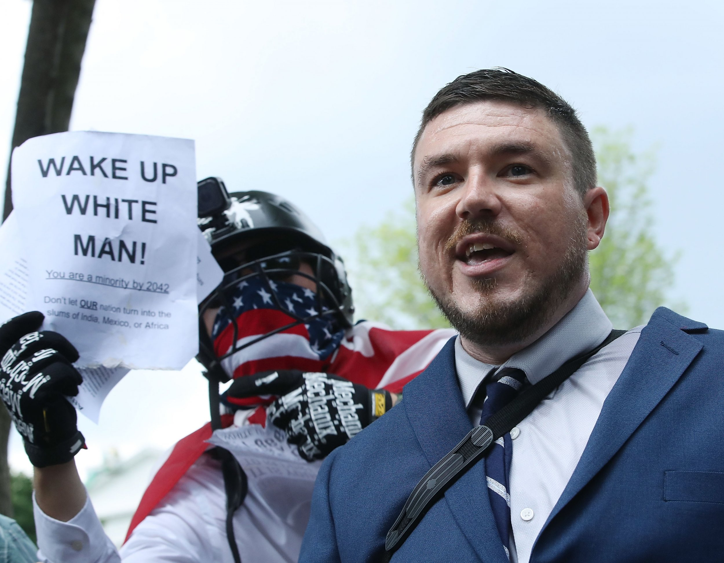 Jason Kessler unite the right dad recording