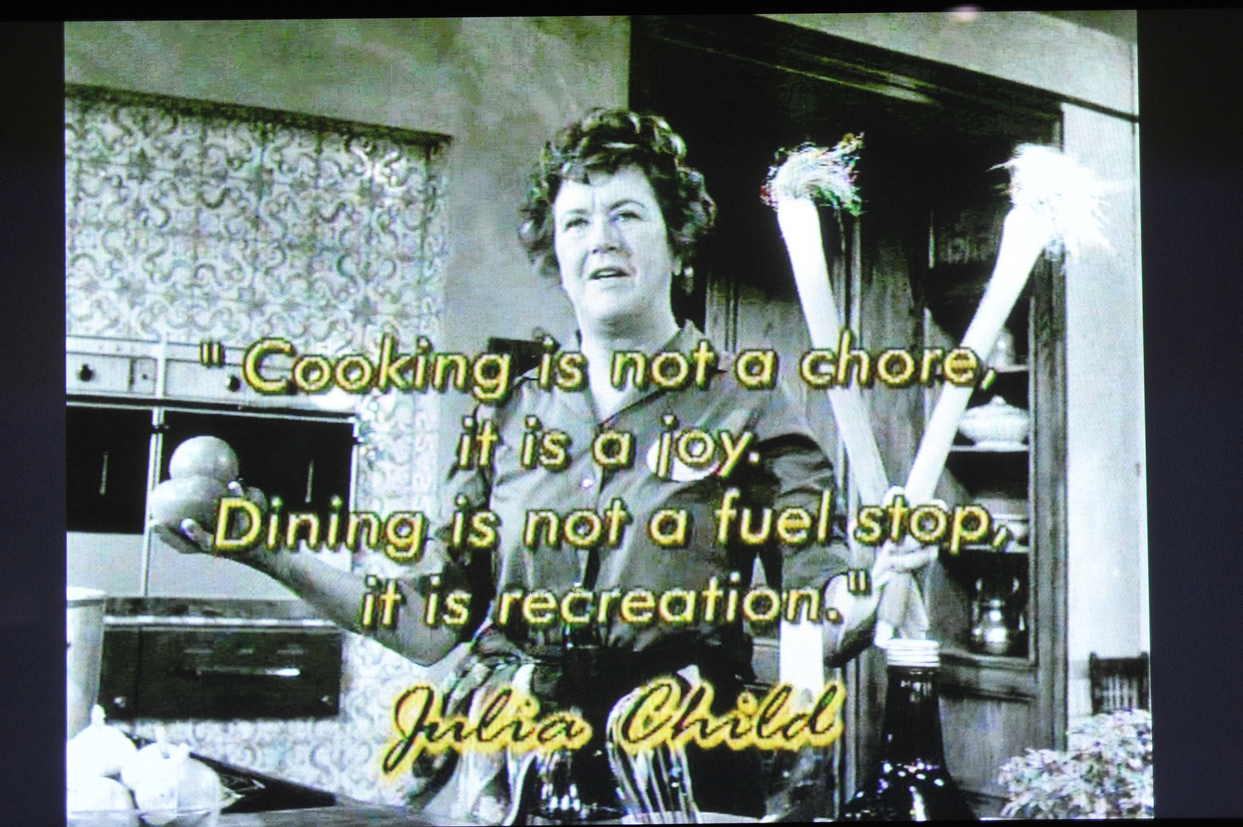 julia child tv show
