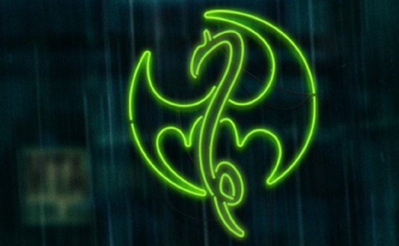 iron fist season 2 logo