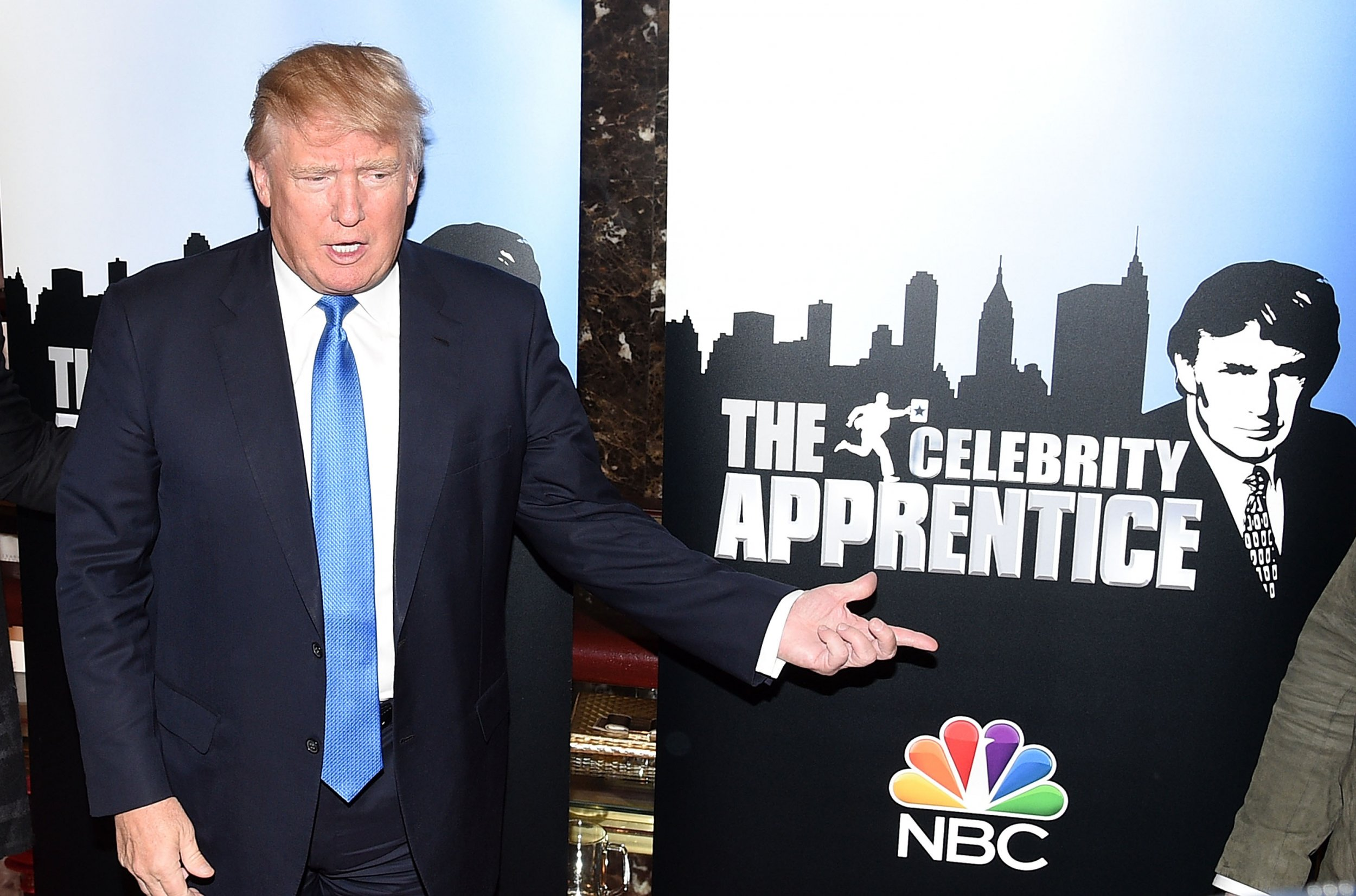 Trump Wanted to Pit White People Against Black People on 'The Apprentice'