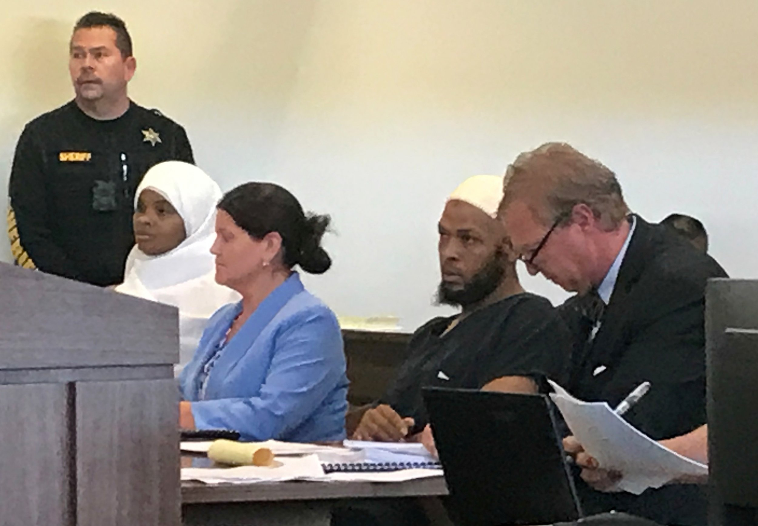 new mexico compound judge death threats