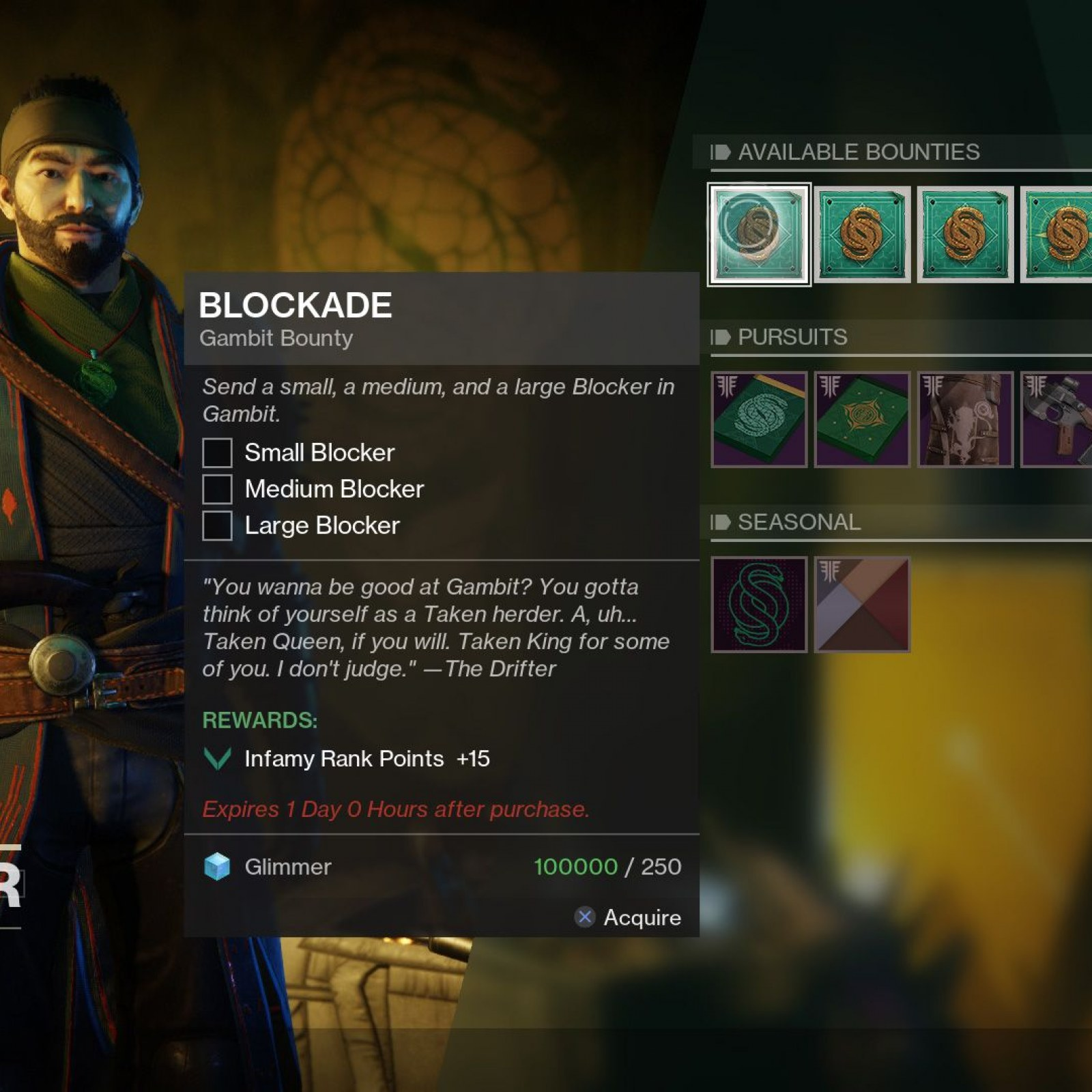 Destiny 2' Redrix's Broadsword Revealed & Infamy Rank Explained