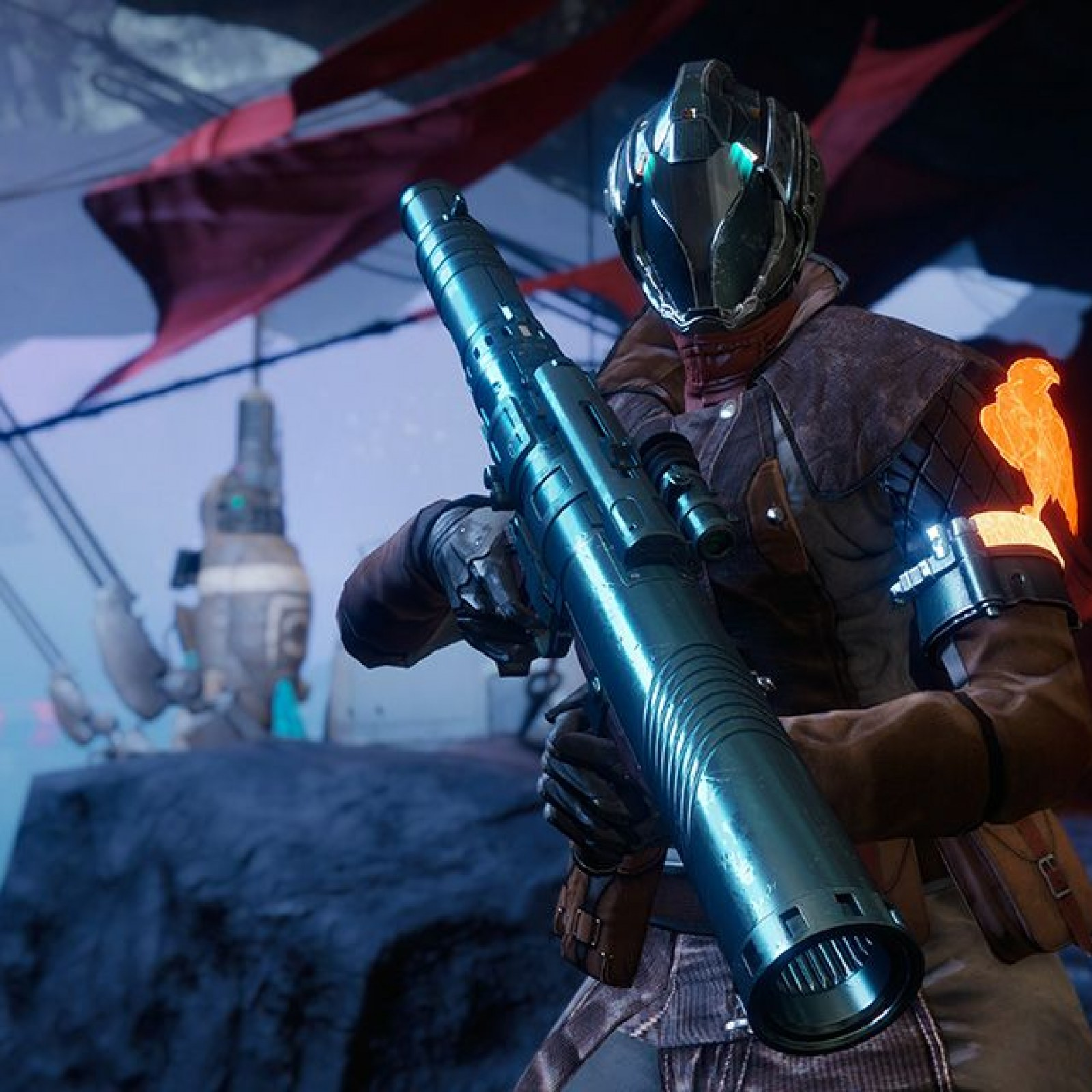 Destiny 2' Redrix's Broadsword Revealed & Infamy Rank