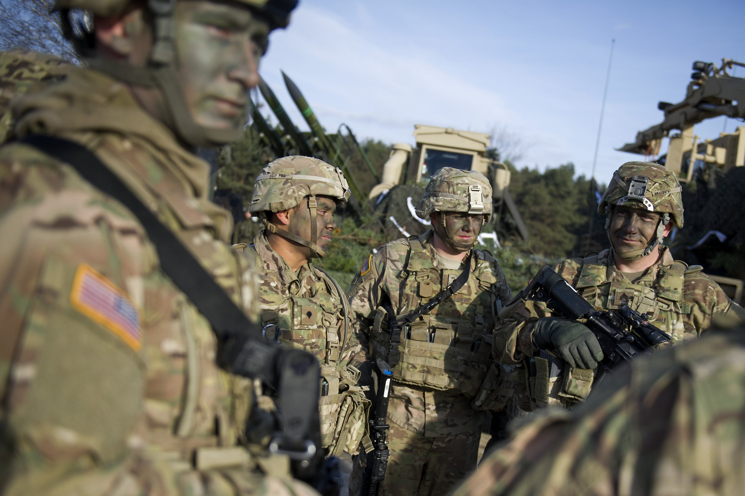 Will the U.S. Build Army Bases in Poland? The Poles Seem ...
