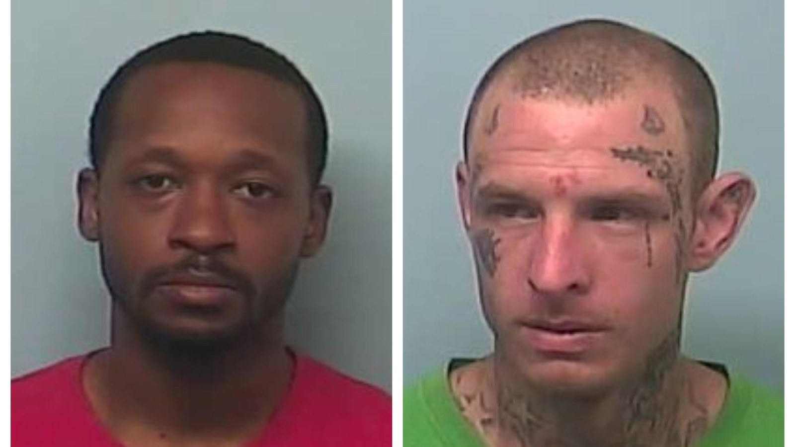 Troup County Manhunt: Georgia Police Search for Convicts Who Used