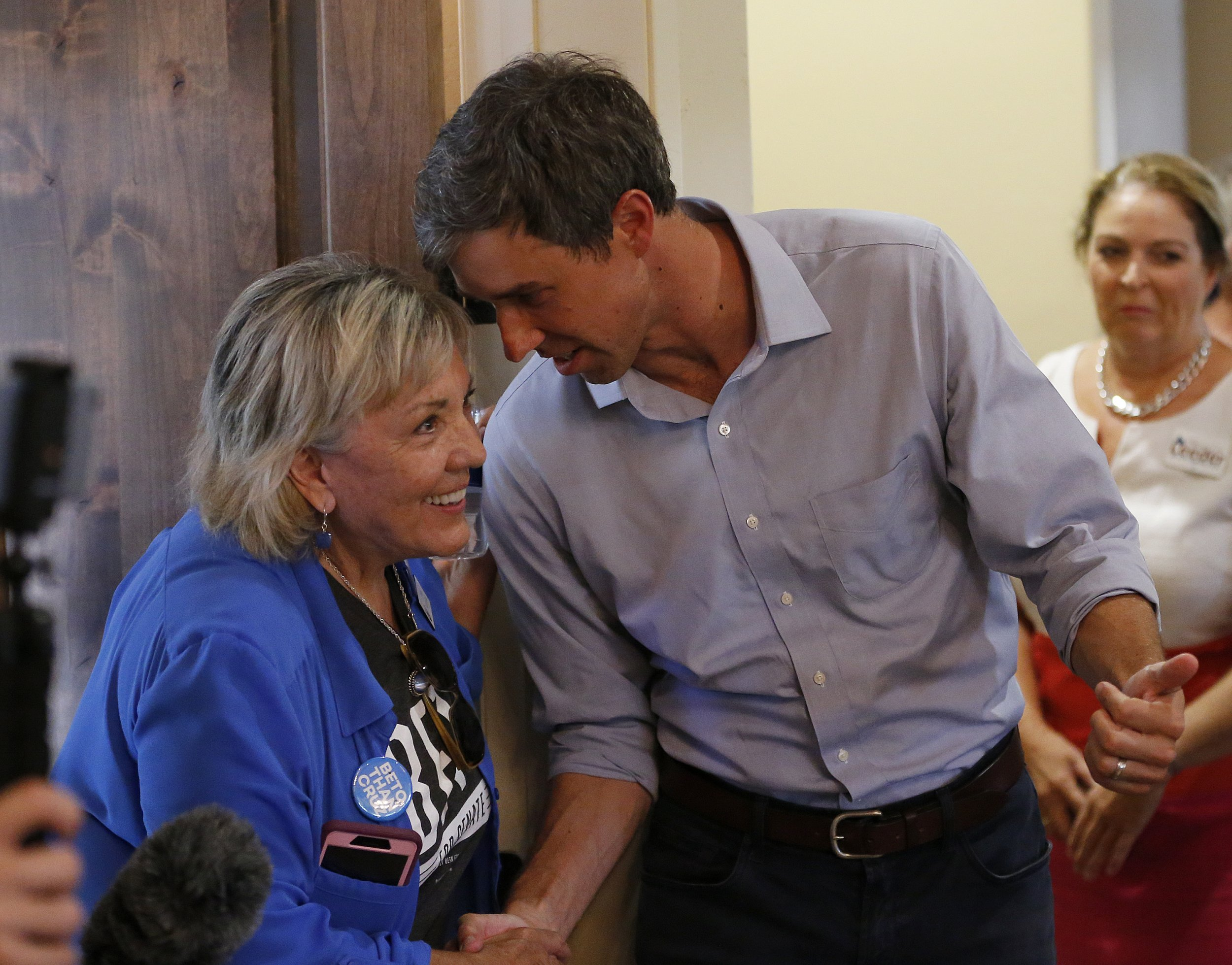 Beto O'Rourke term limits texas