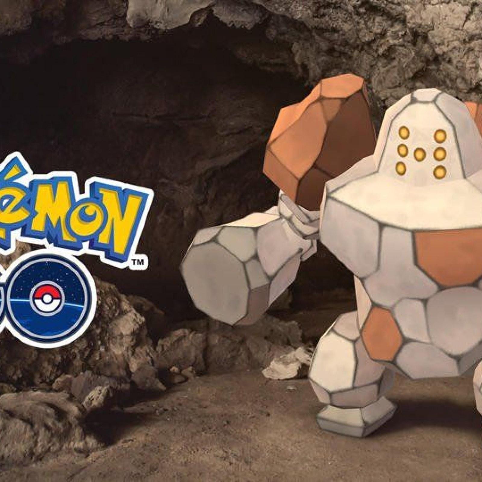 Pokémon Go' Regirock Raid Update: How to Catch and Best Counters