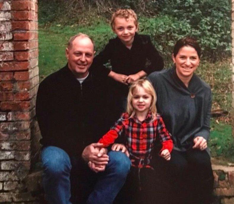 Dave Spliethof, Carr fire pilot home