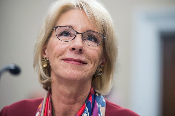 Betsy DeVos biggest controversies education secretary