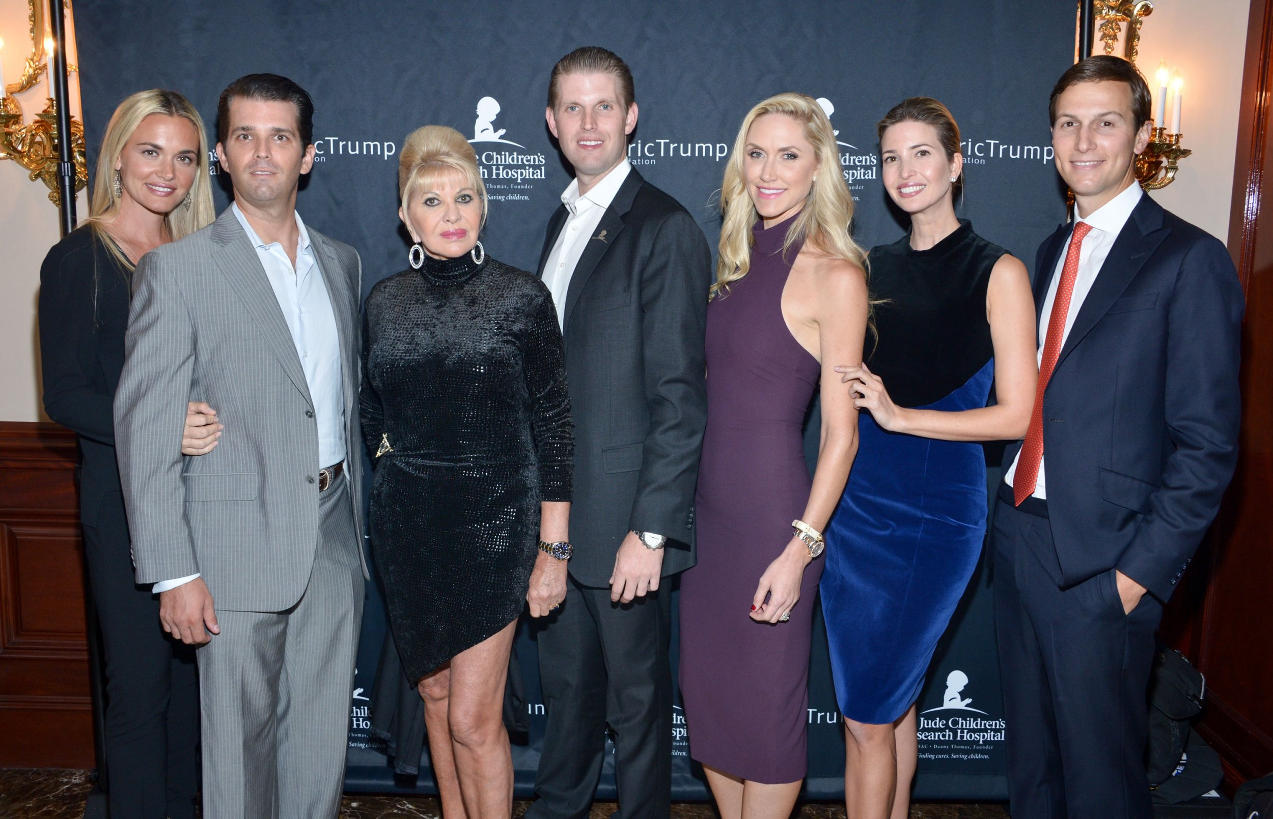 Eric Trump, disloyal, dad cheated mom