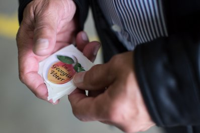 Georgia County Wants to Eliminate Polling Locations