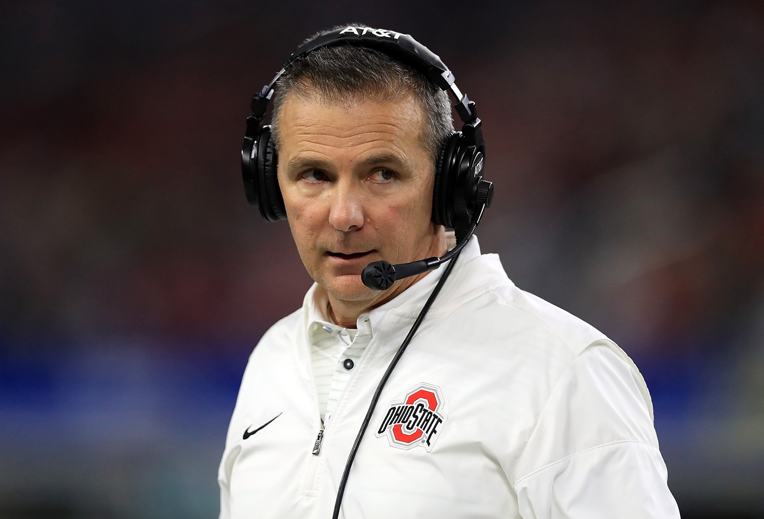 Ohio State Coach Urban Meyer