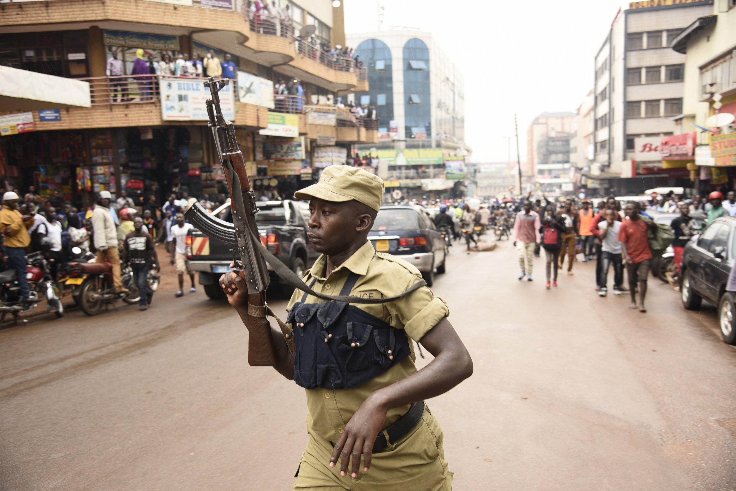 Uganda Polcie