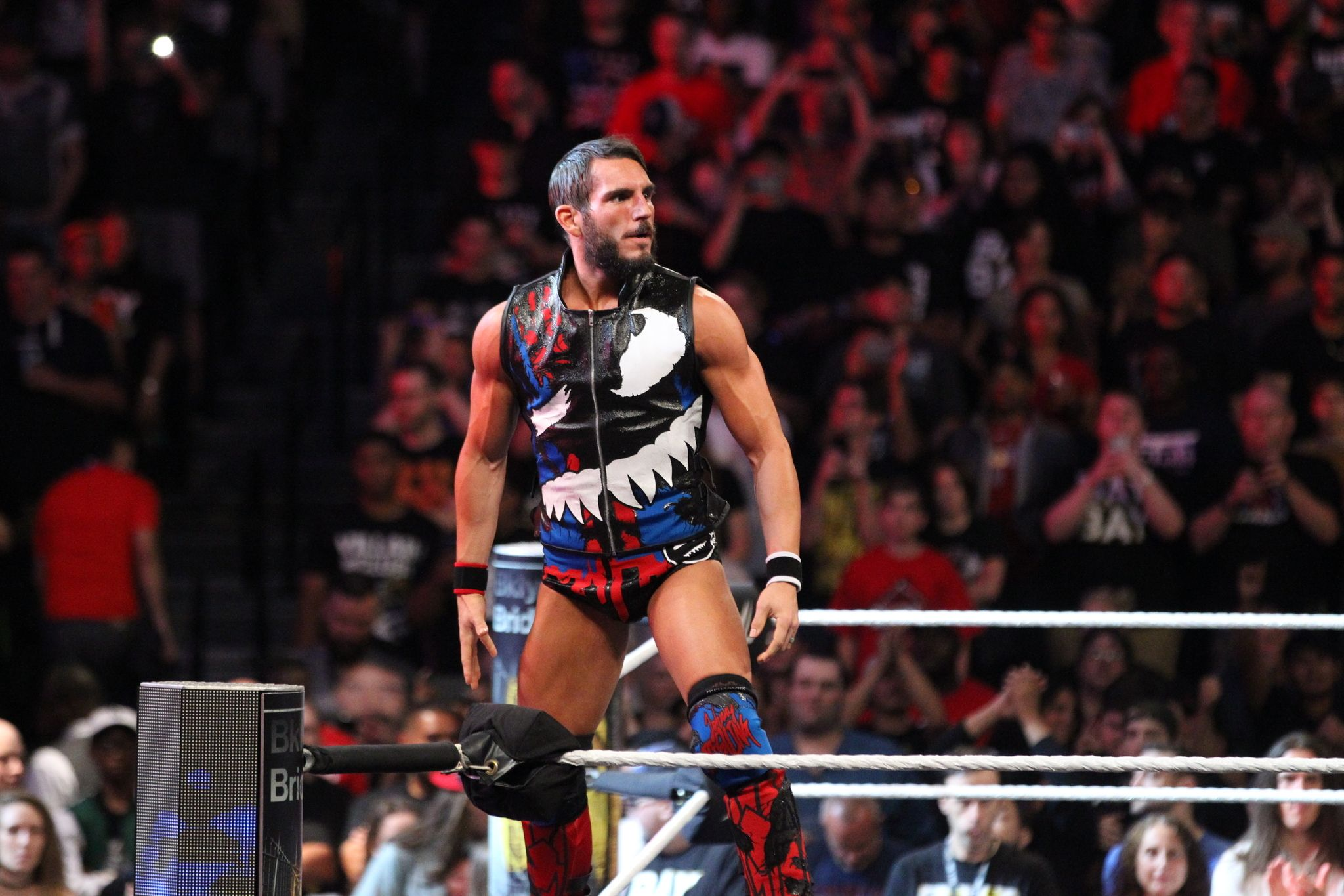 NXT Takeover Brooklyn 4: Johnny Gargano And EC3 Suffer