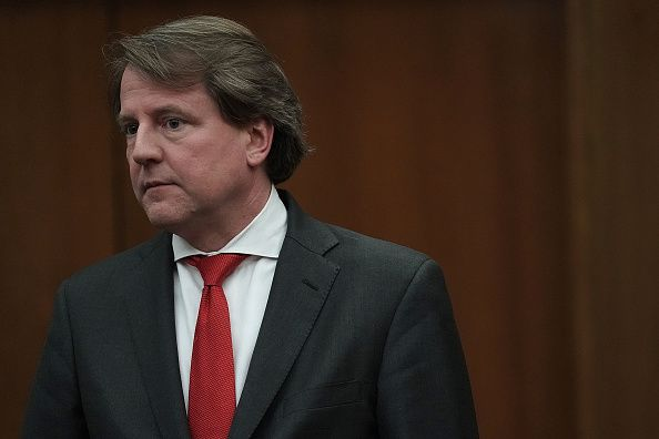 Who Is Don McGahn?