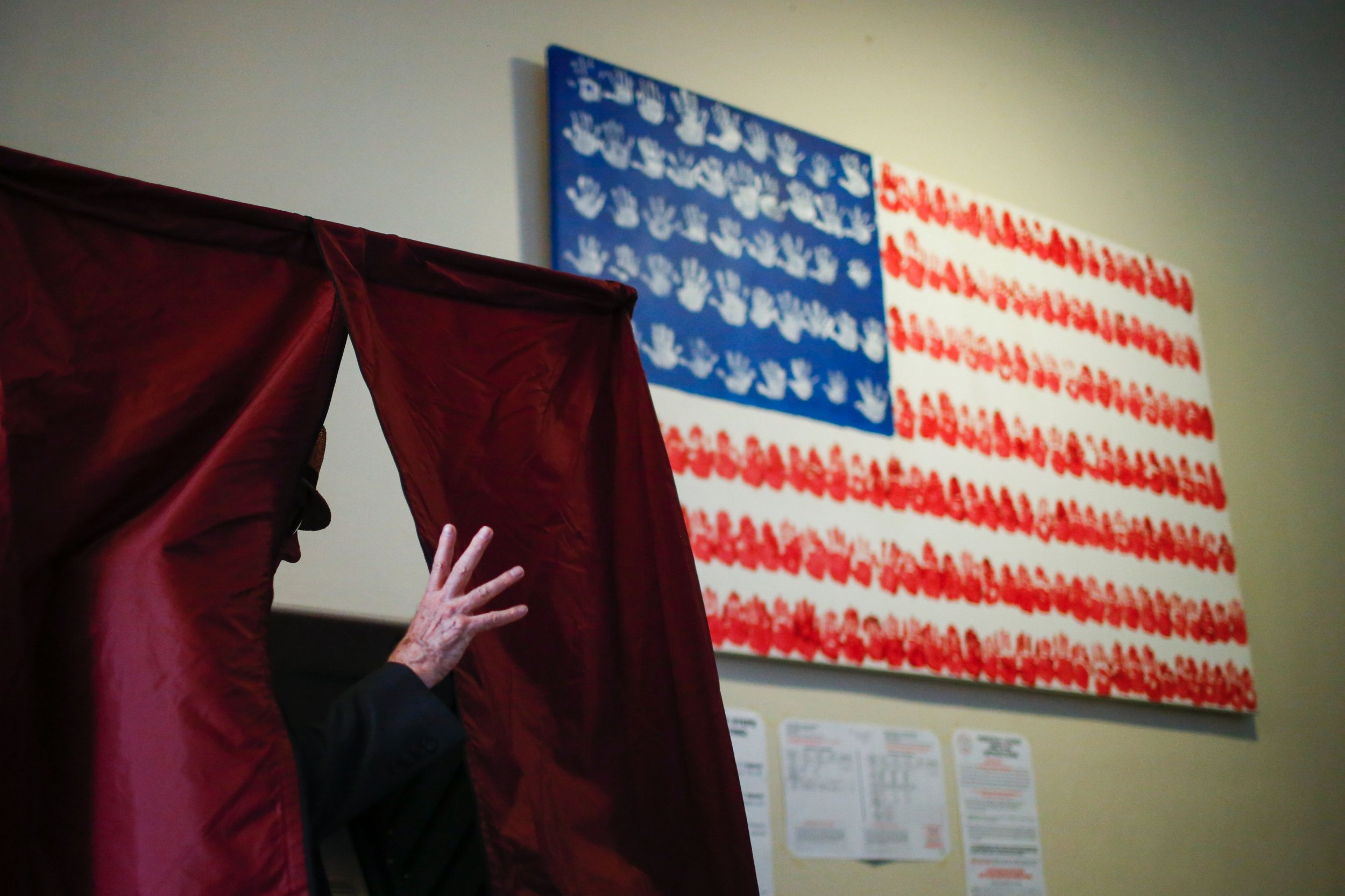 Is Election hacking a Bigger Midterm Threat?