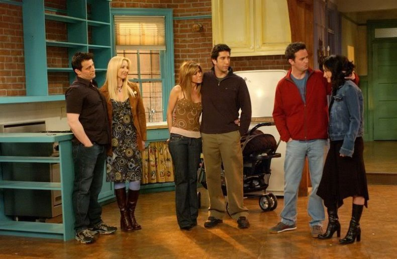 42 Friends NBC