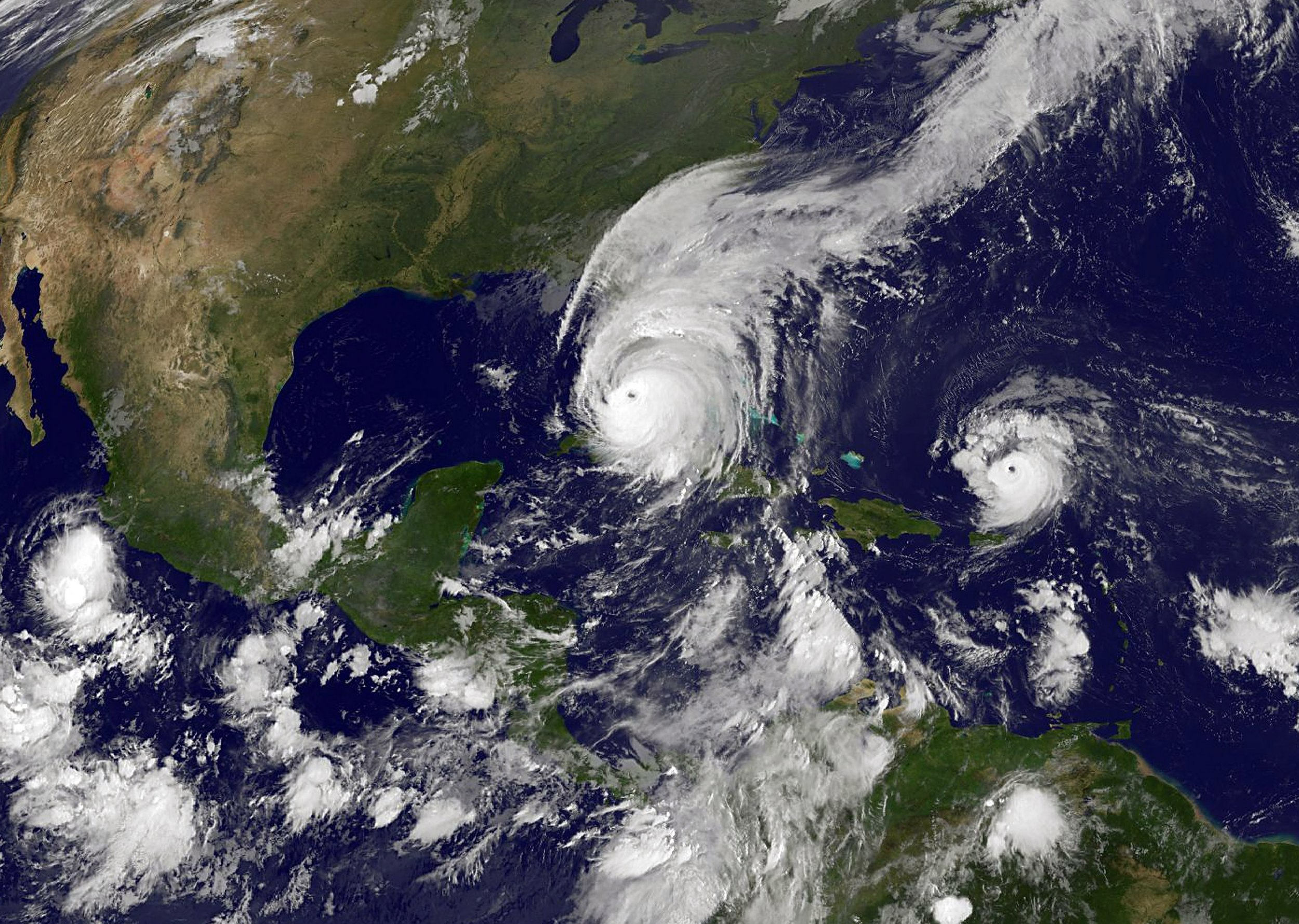 Hurricane Season 2018 Noaa Predicting Less Severe Season