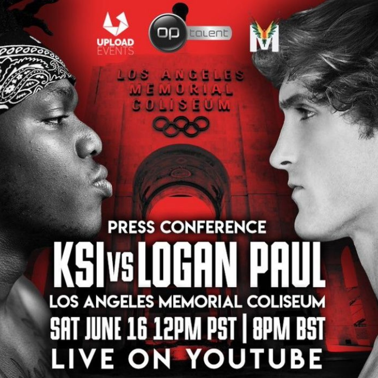 Ksi And Logan Paul Fight Where To Watch