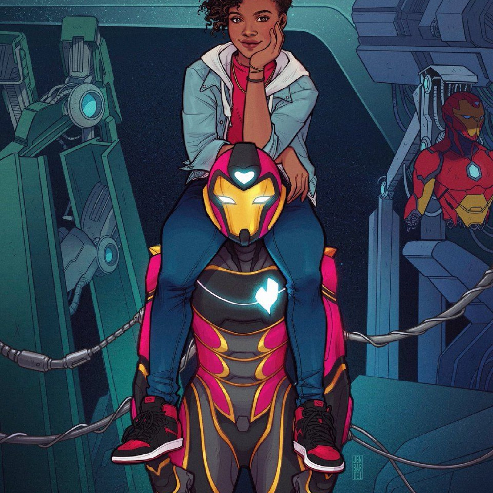 Eve L. Ewing Picks Up 'Ironheart' Series for Marvel