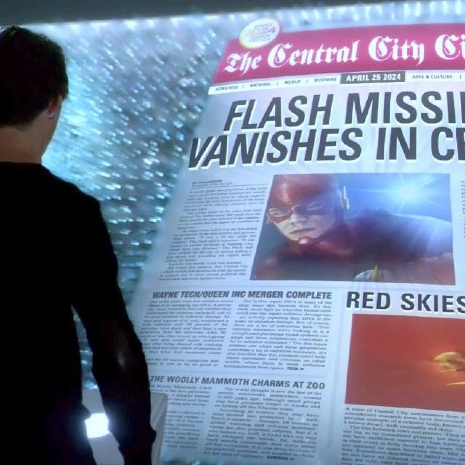 The Flash' Season 5 Episode 1 Revisits 'Crisis of 2024' in