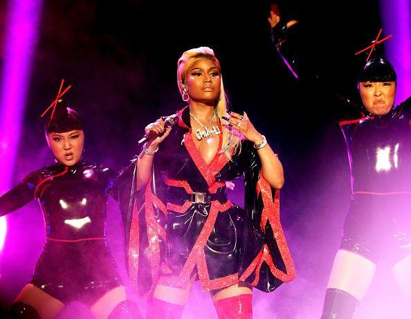 What Did Nicki Minaj Say About Harriet Tubman?