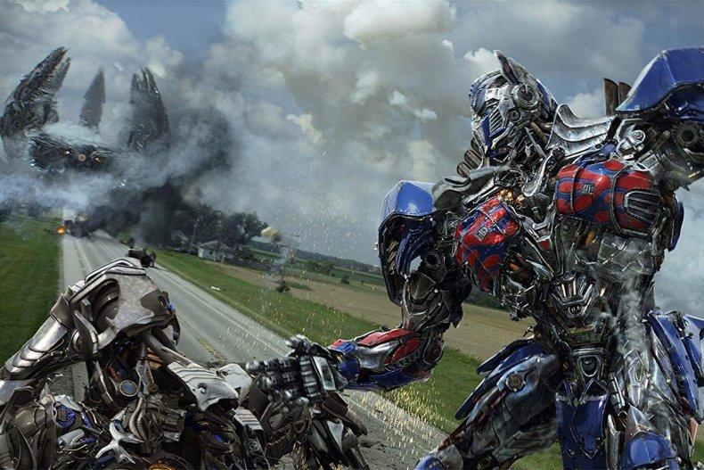 24 Transformers- Age of Extinctio
