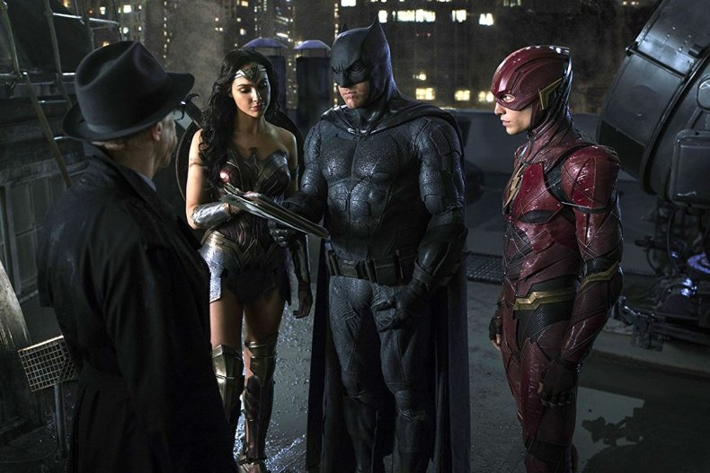53 Justice League