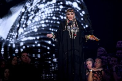 Madonna's Aretha Franklin Tribute Doesn't Go Well With Fans on Twitter