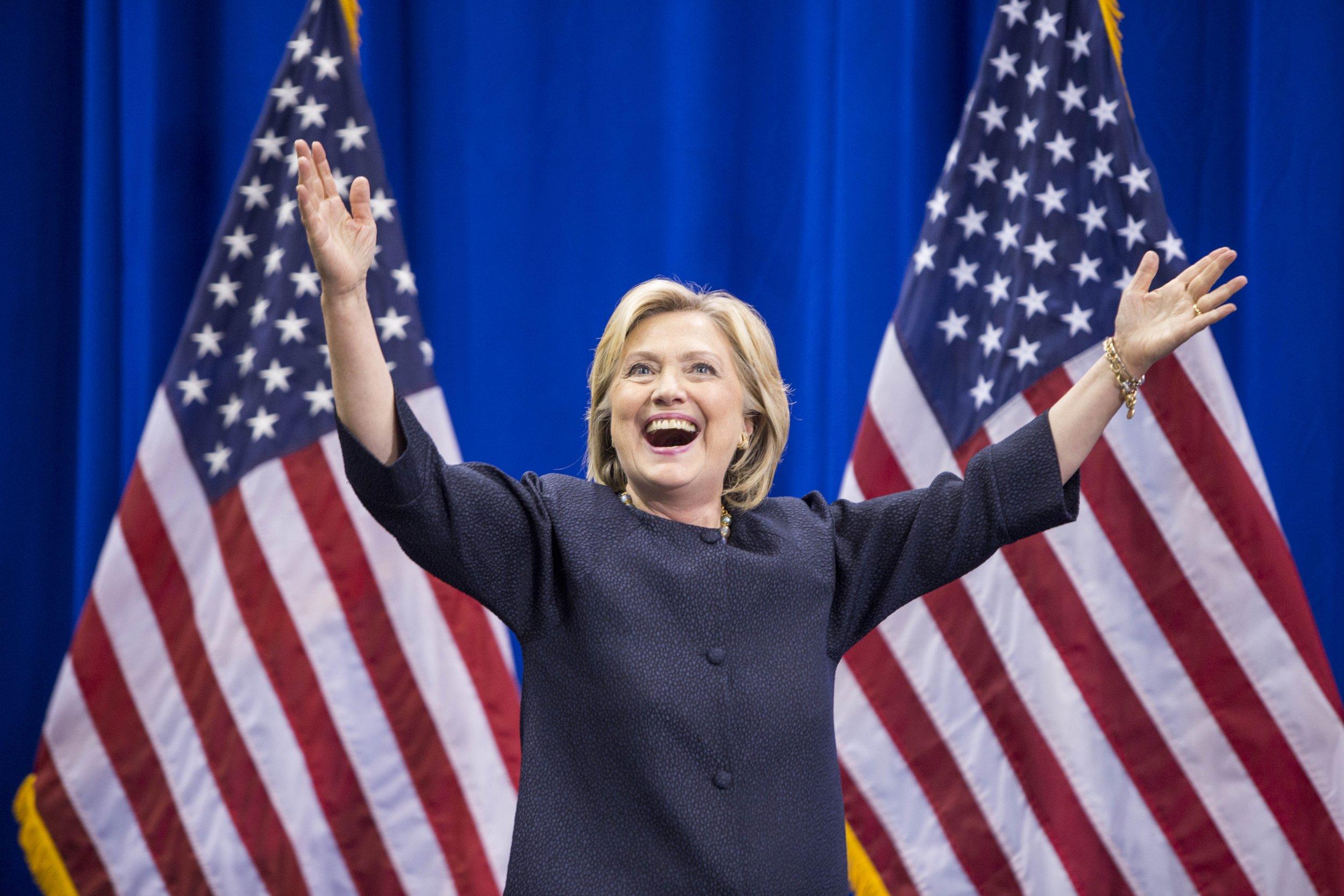 Hillary Clinton Democrats Republicans midterm elections