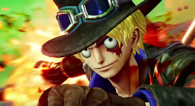 sabo jump force update version 1.03 shorter load times cutscene skips
