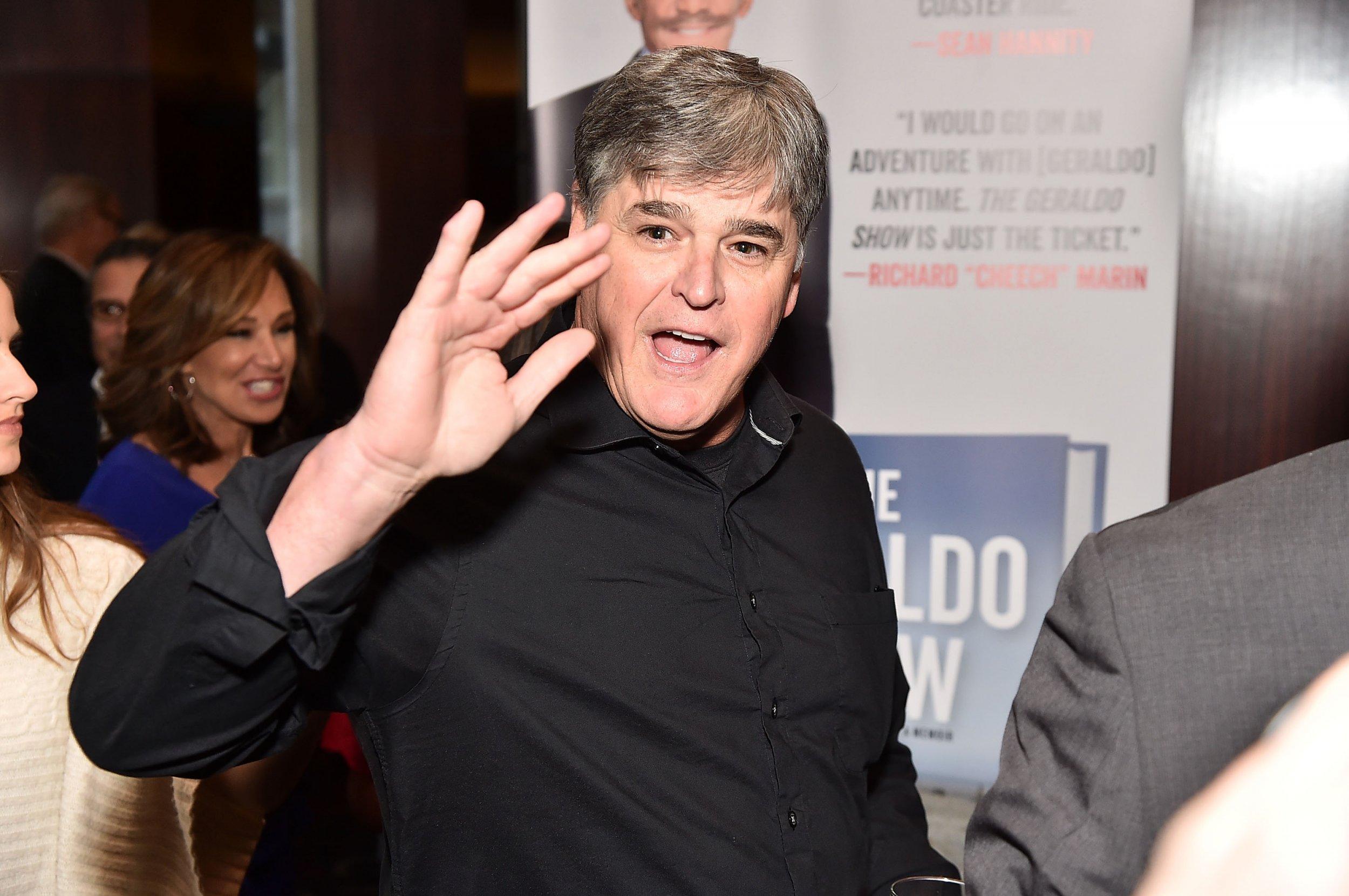 Sean Hannity, Mueller, Joseph Stalin secret police chief