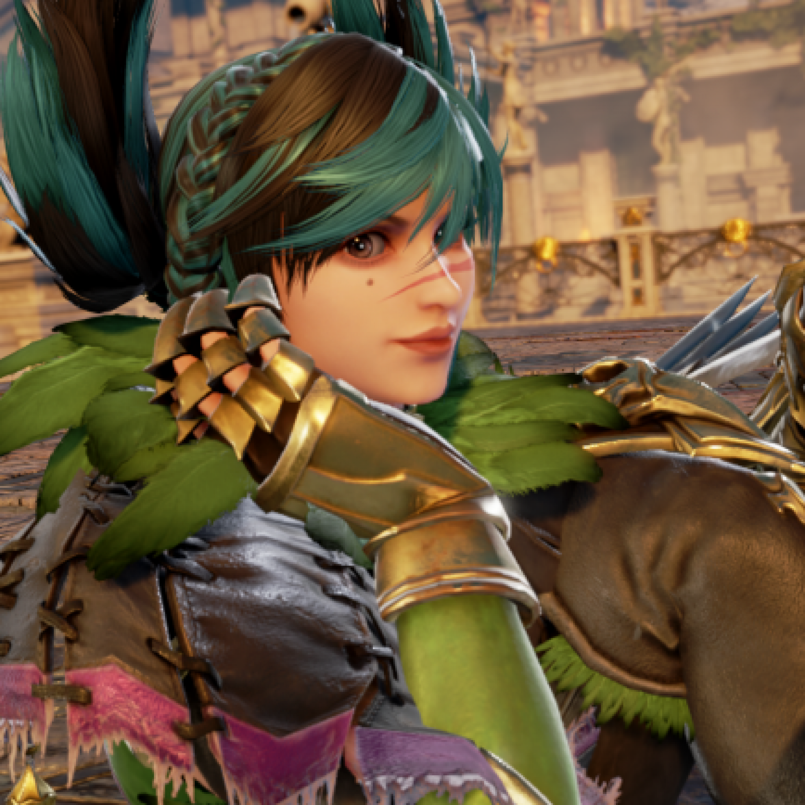 SoulCalibur VI' Second Story Mode, Character Creation and